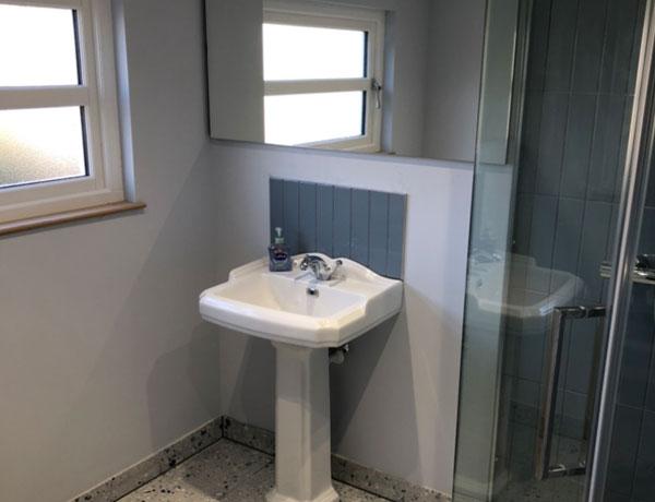new bathroom Whitley Bay