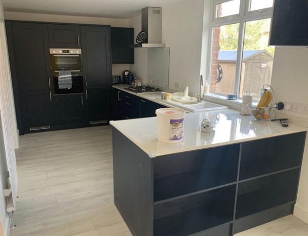 New Kitchen Tynemouth